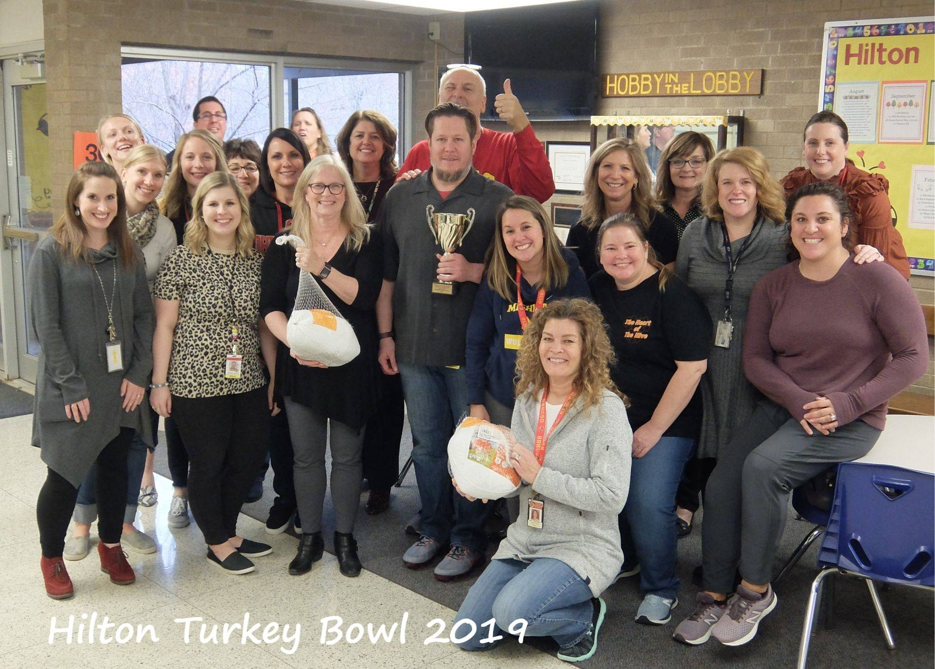 Hilton Turkey Bowl 2019