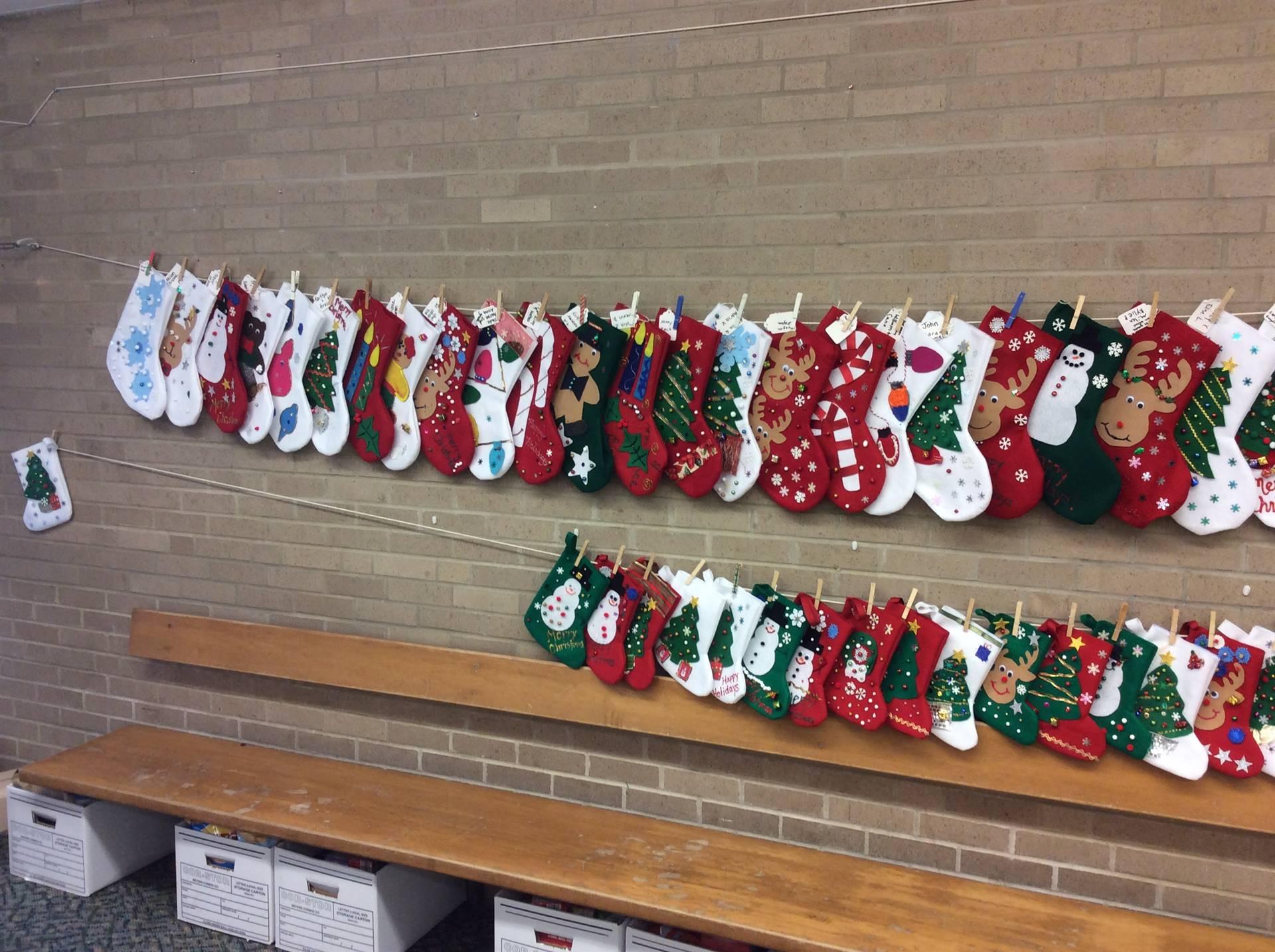 Finished Stockings!