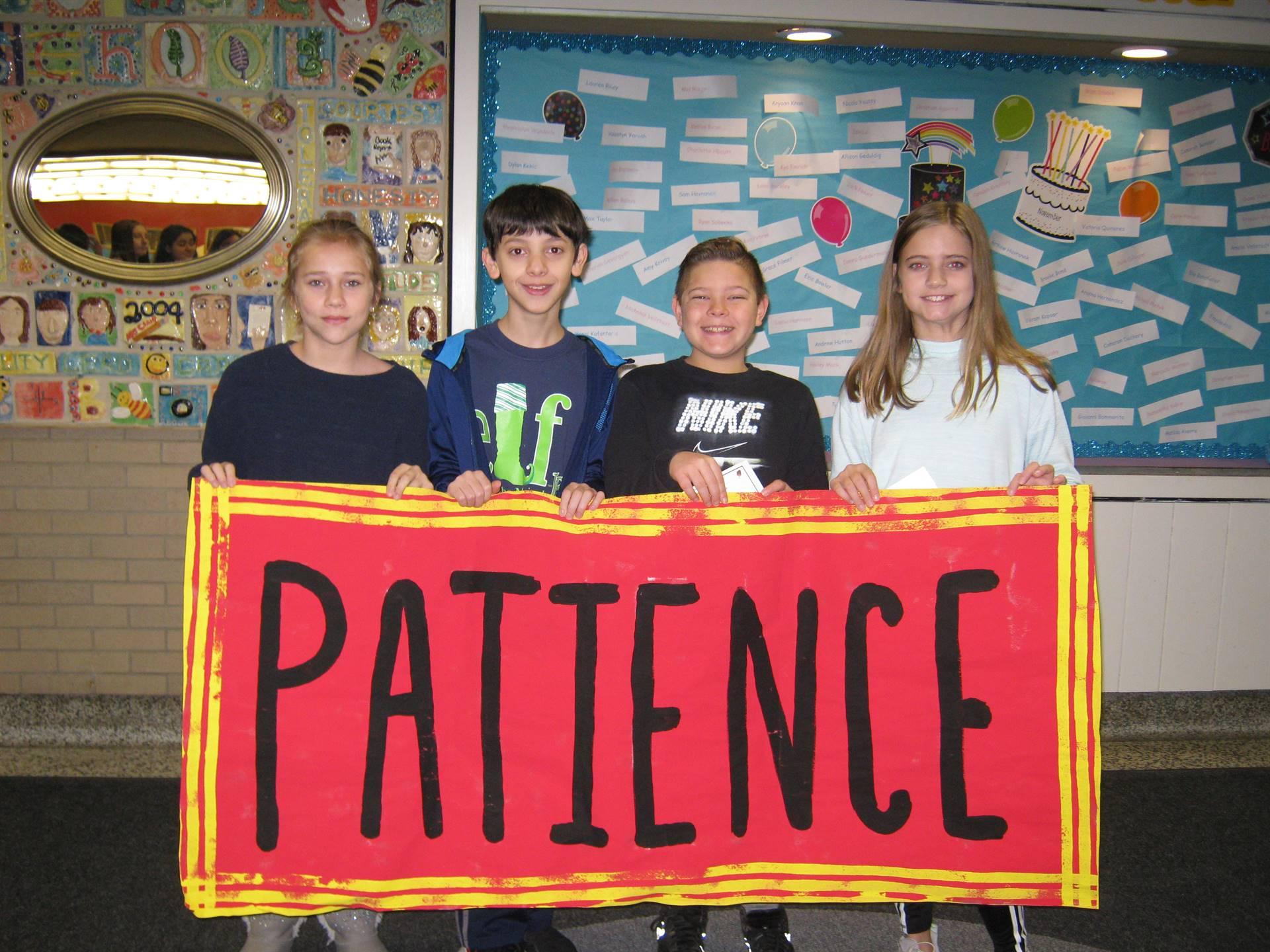 patience theme 2