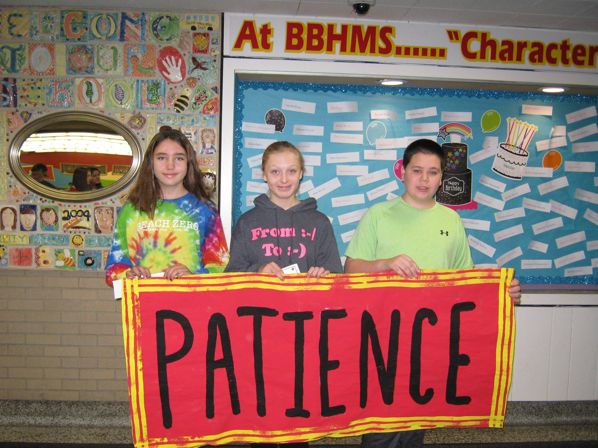 patience theme 4