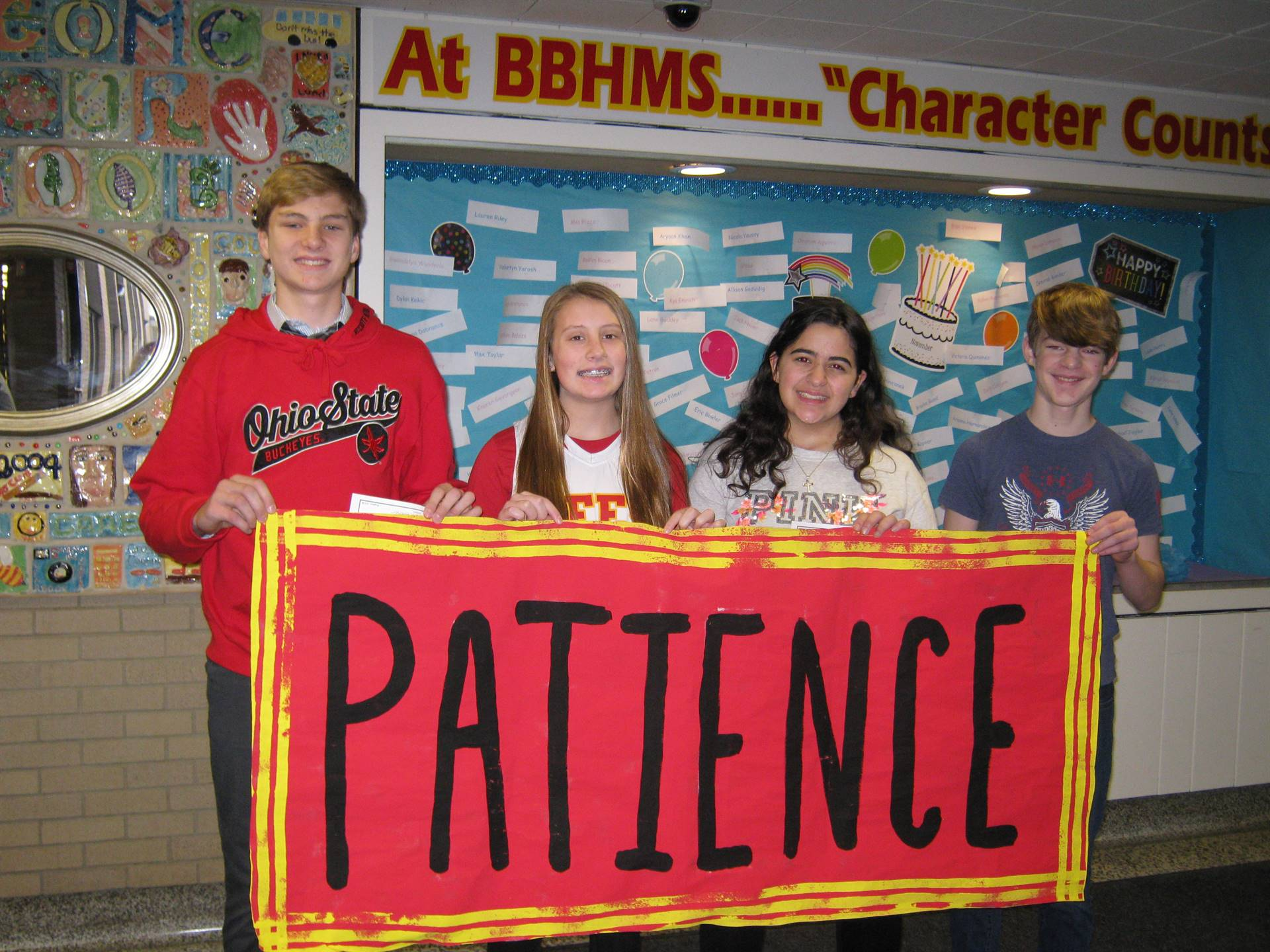 patience theme 5