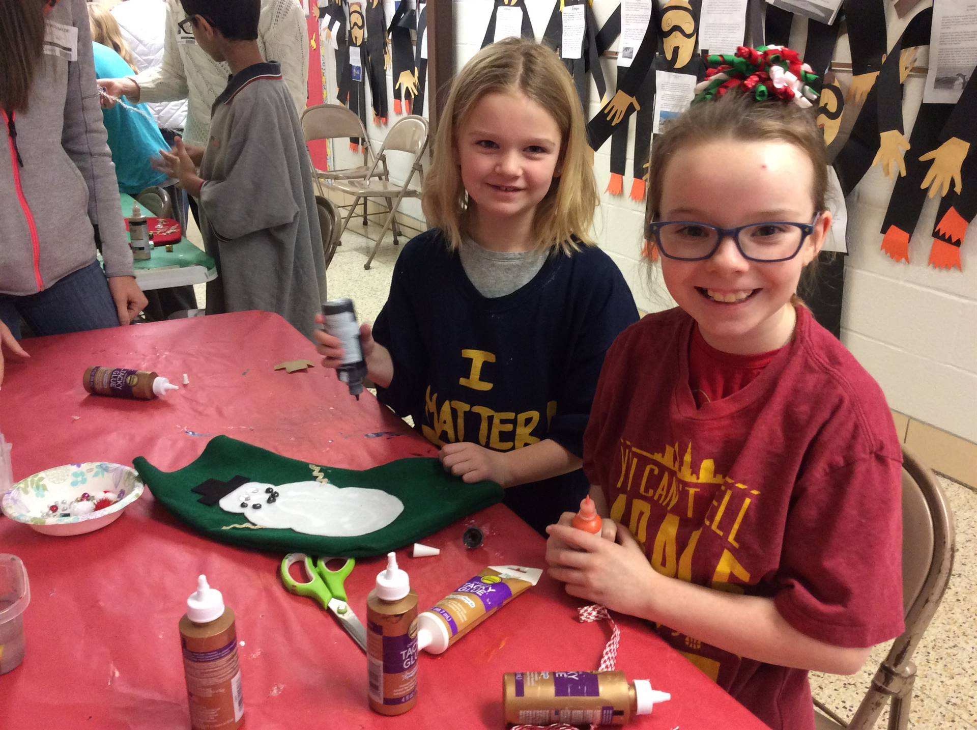 Stocking Makers
