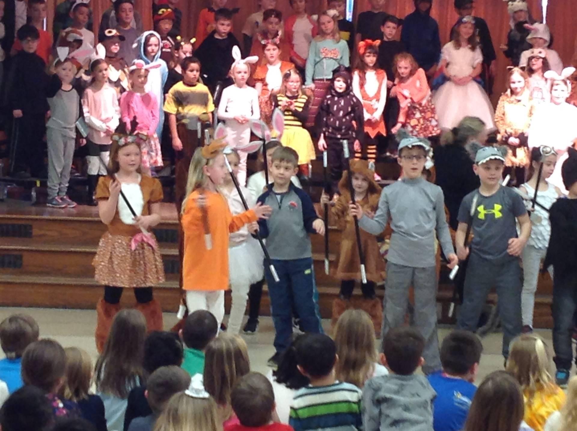 Second Grade Musical