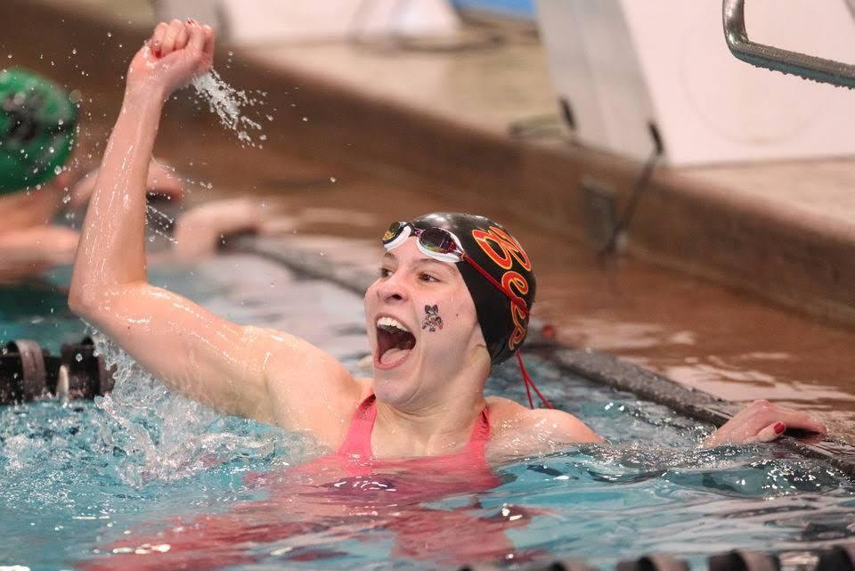 State Champion Hannah Bach