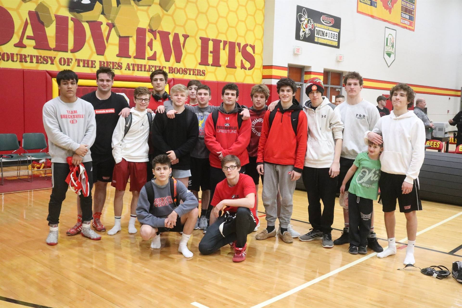 Sectional Champion Wrestlers heading to State