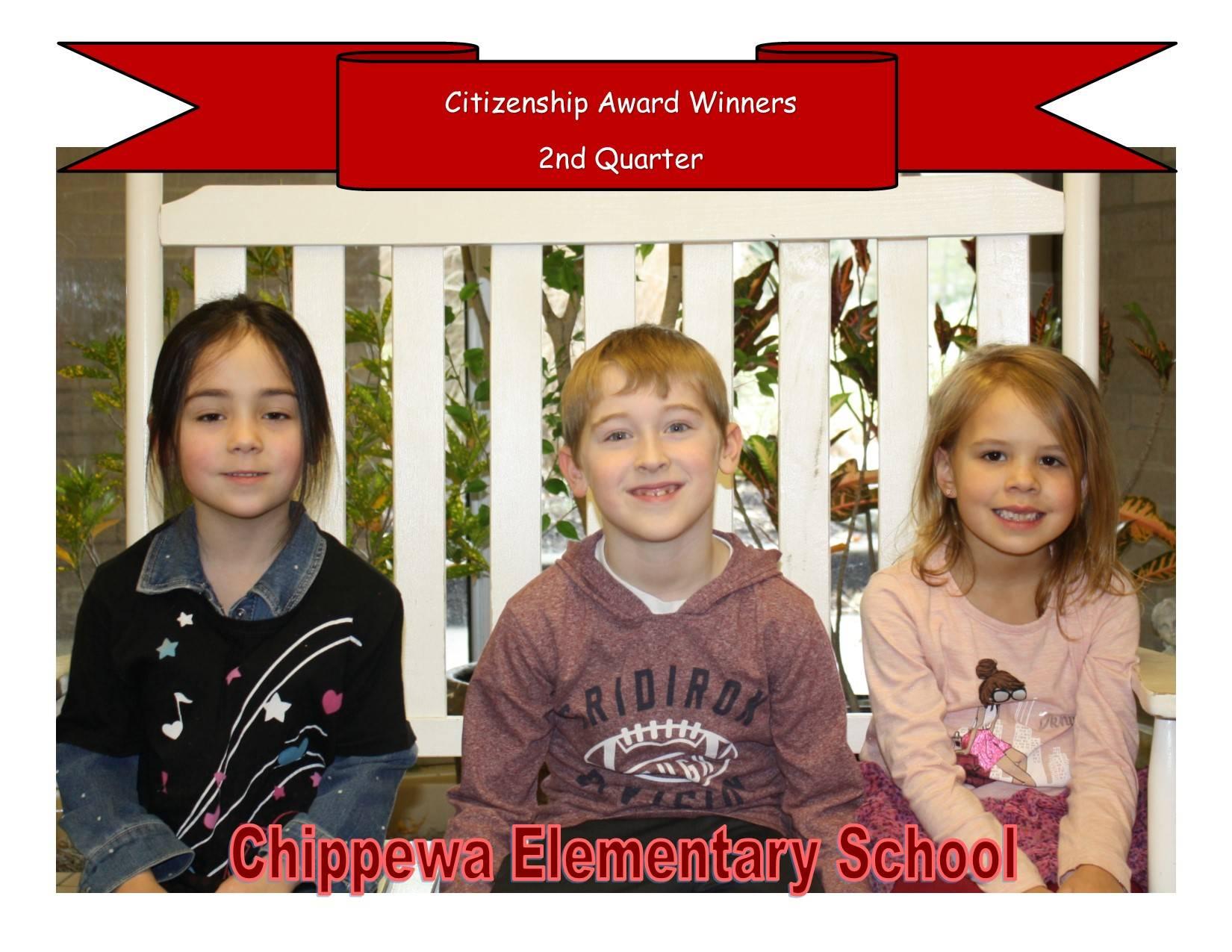 Principal's Spotlight Recipients - Second Quarter