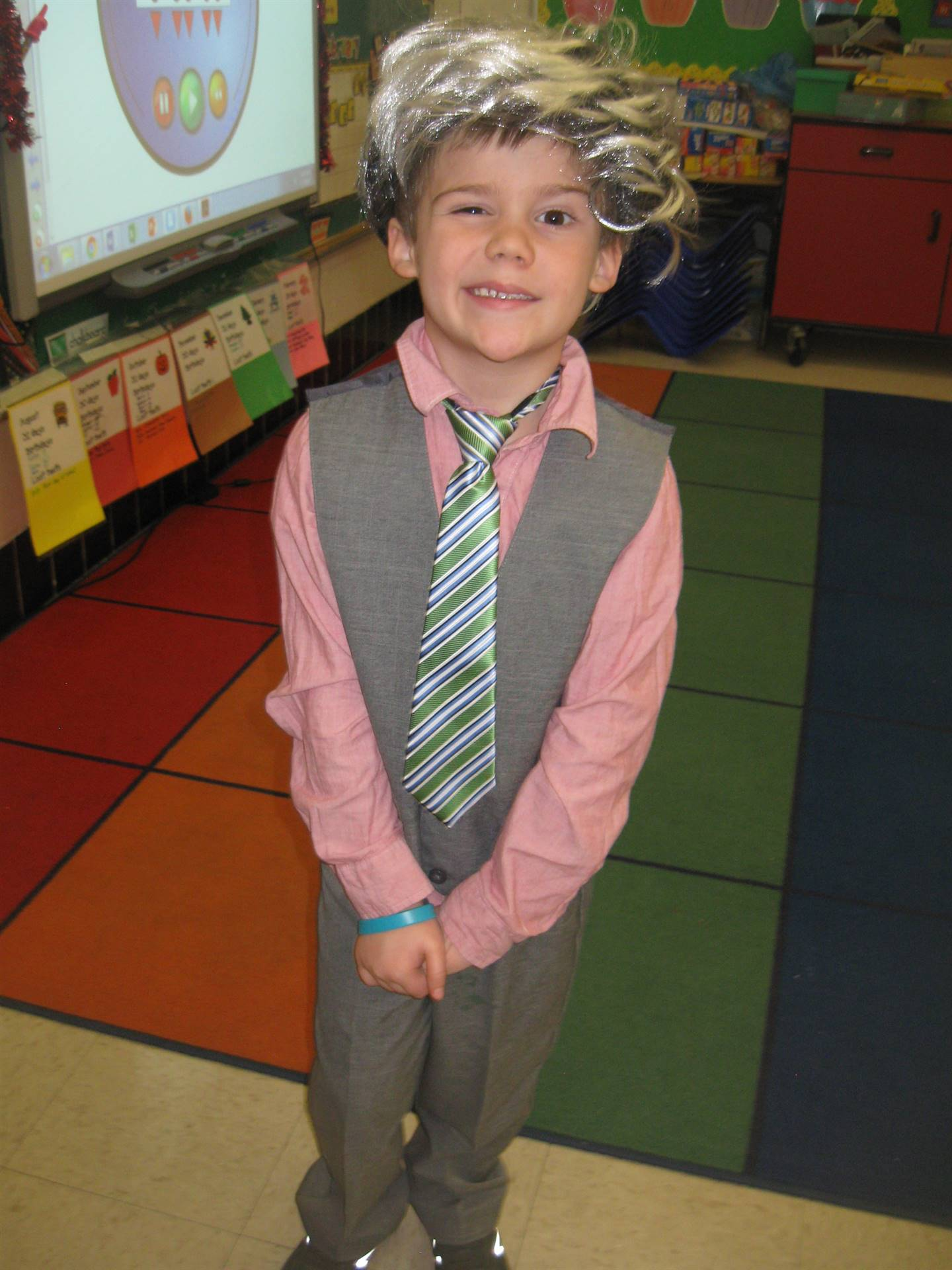 100th day costume