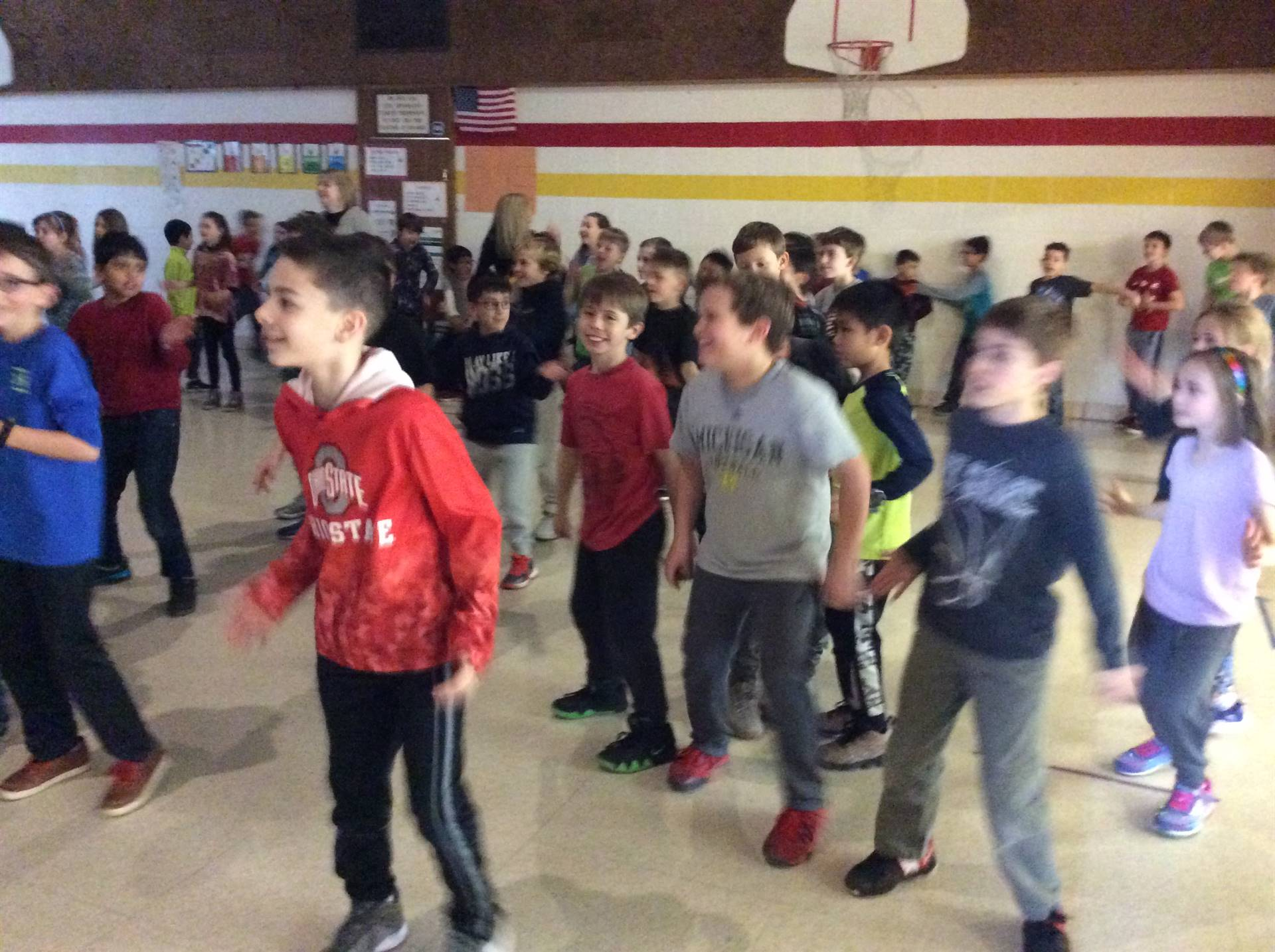February Dance Party