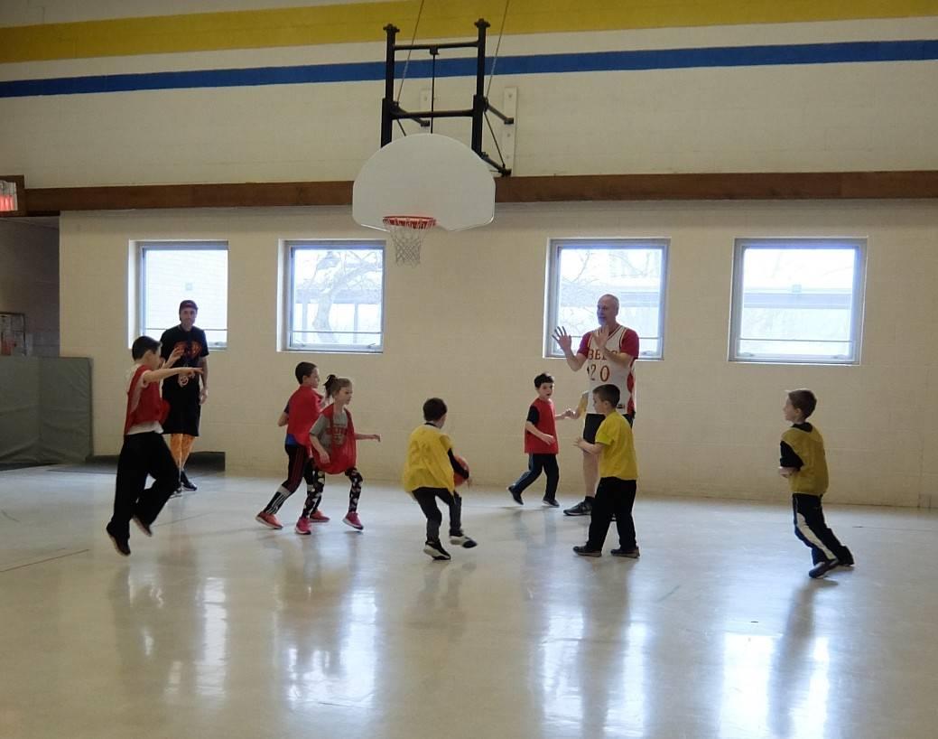 Box Top Basketball Game 16