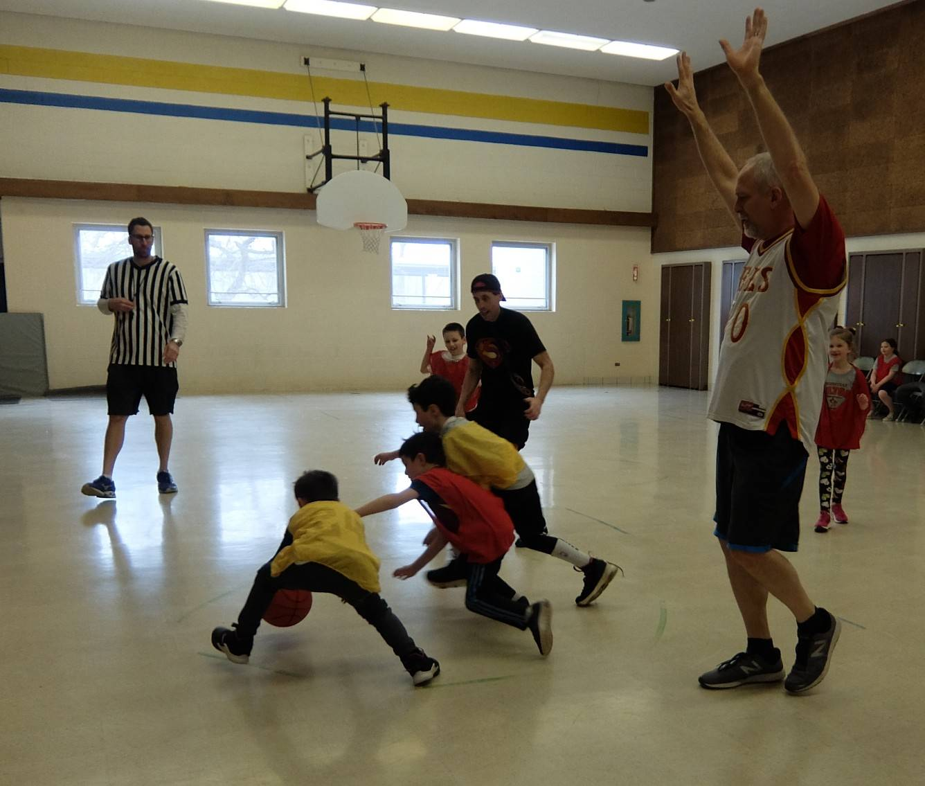 Box Top Basketball Game 22