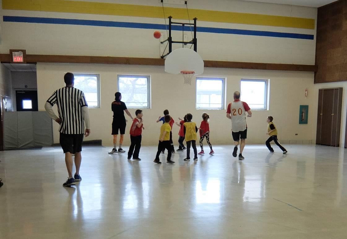 Box Top Basketball Game 24
