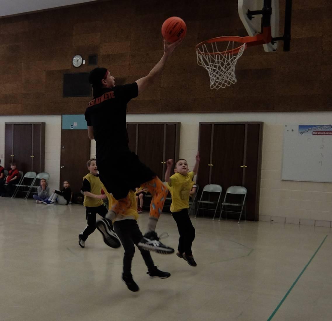 Box Top Basketball Game 25