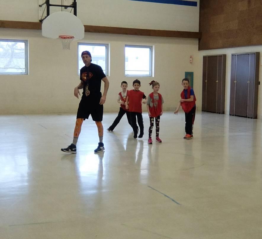 Box Top Basketball Game 4