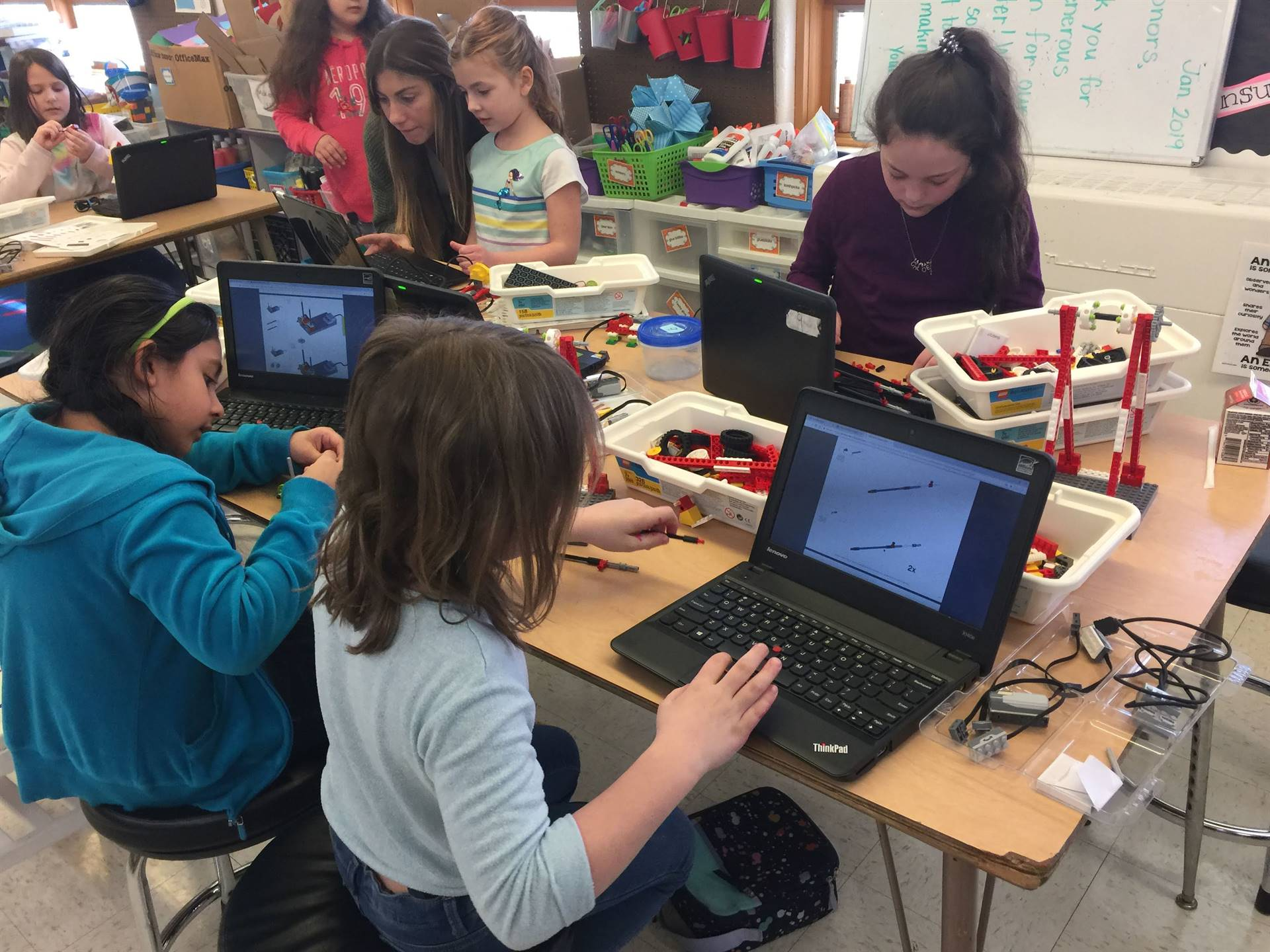 Computer Coding at Highland Drive