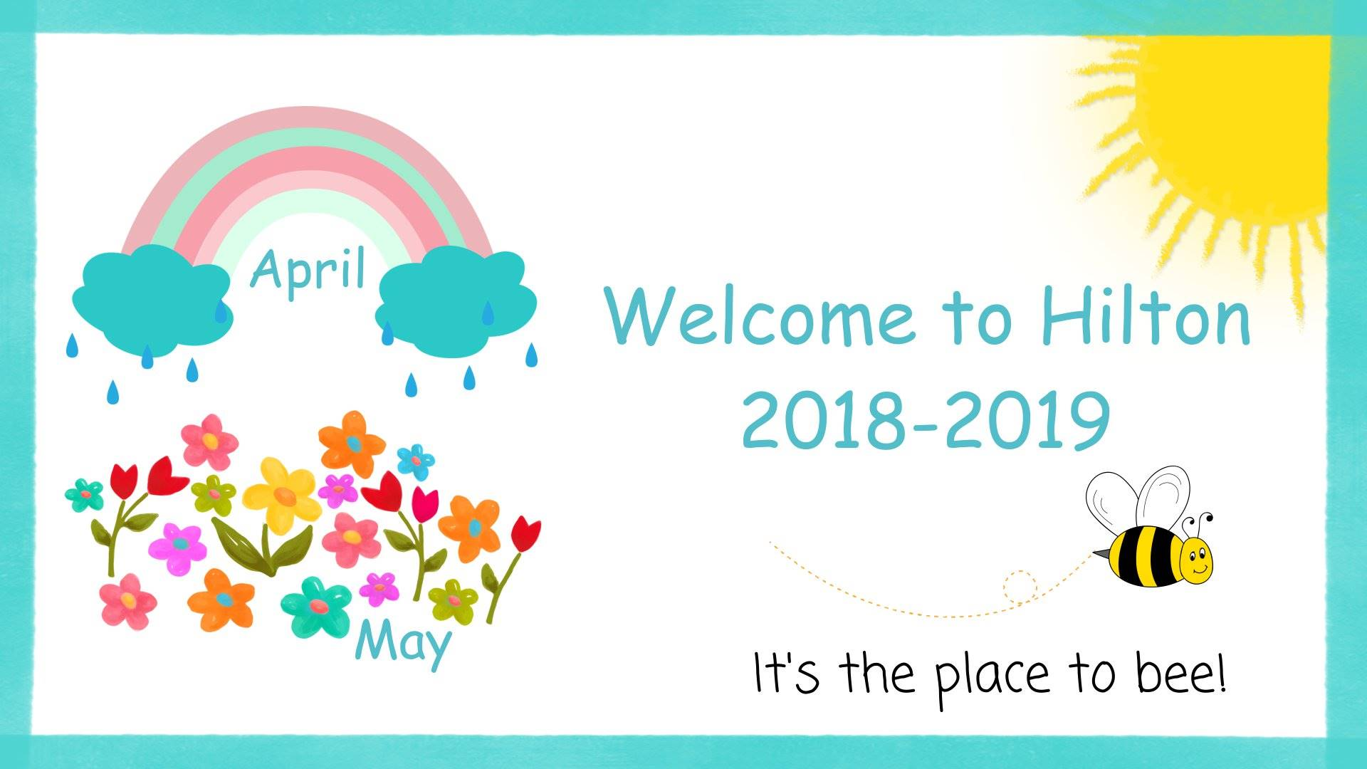 Welcome to Hilton spring