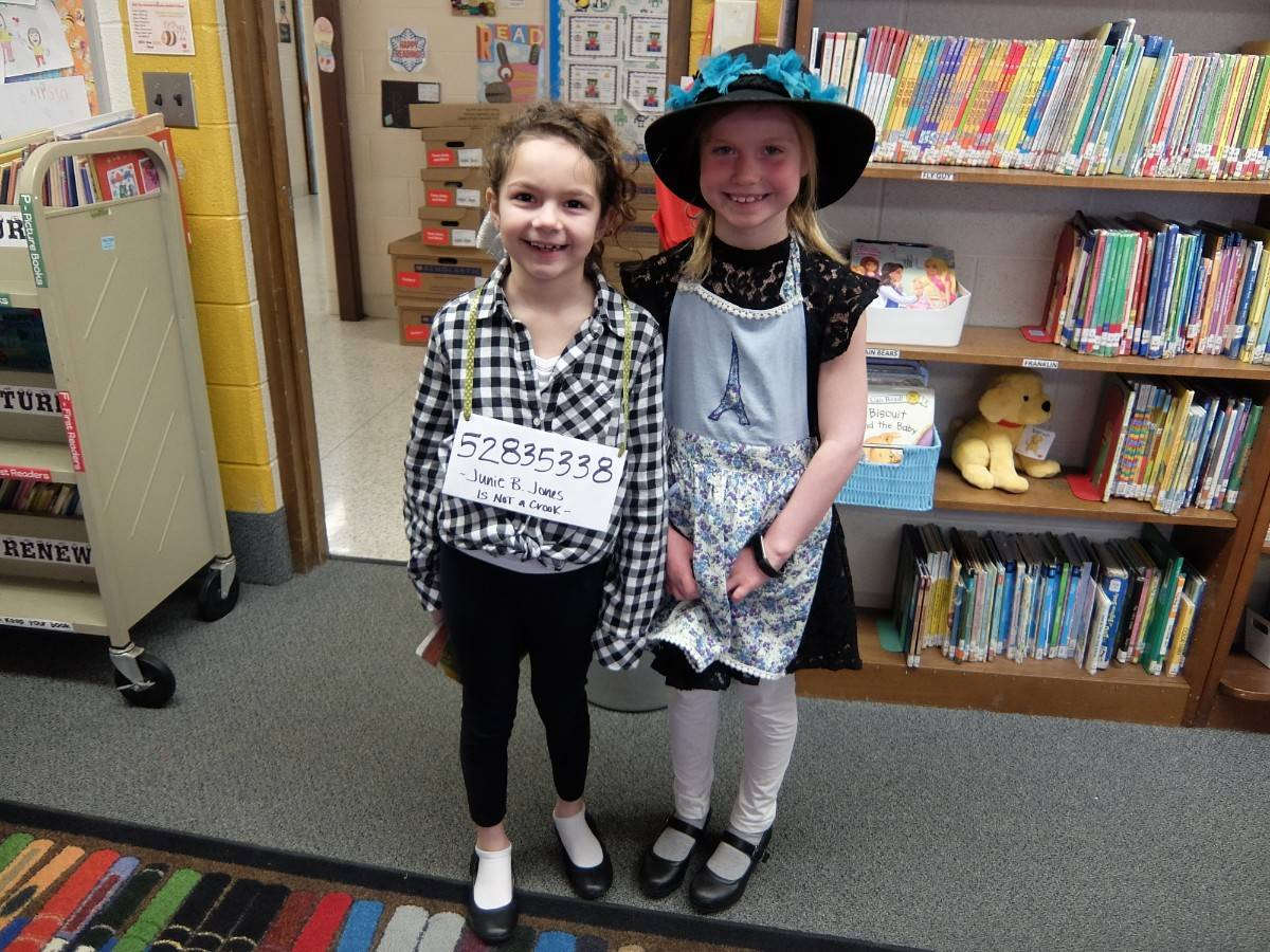 Nutty About Books: Dress as favorite literary character 02