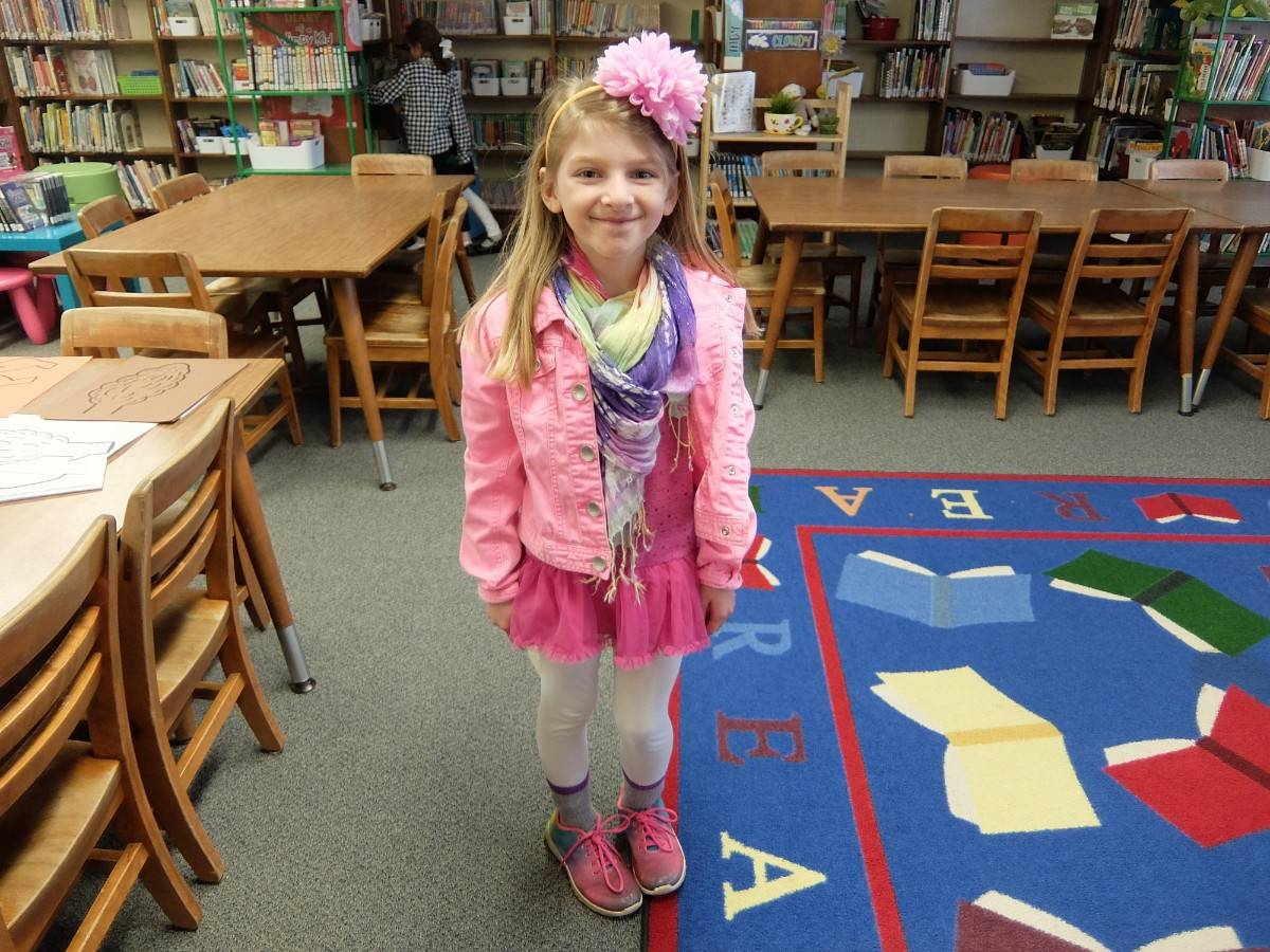 Nutty About Books: Dress as favorite literary character 05