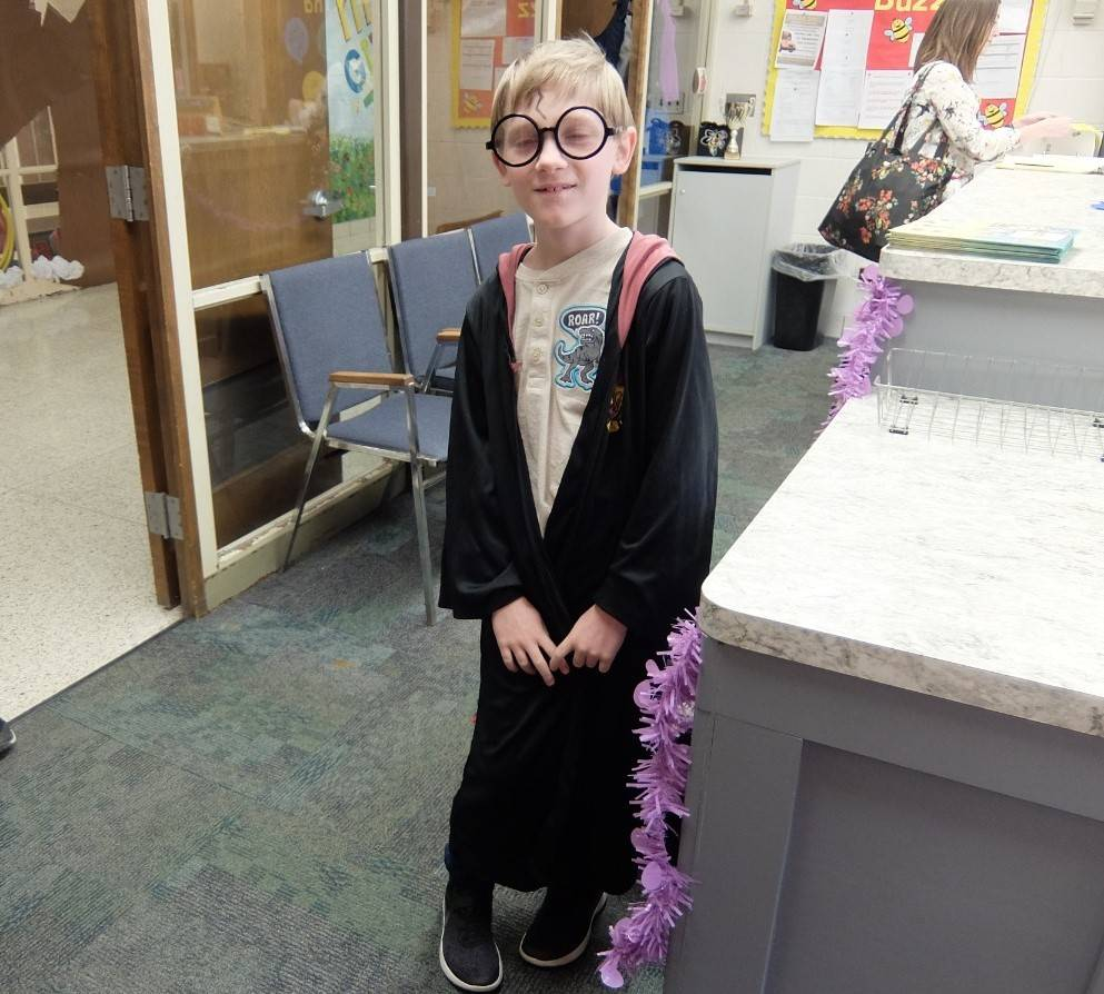 Nutty About Books: Dress as favorite literary character 09