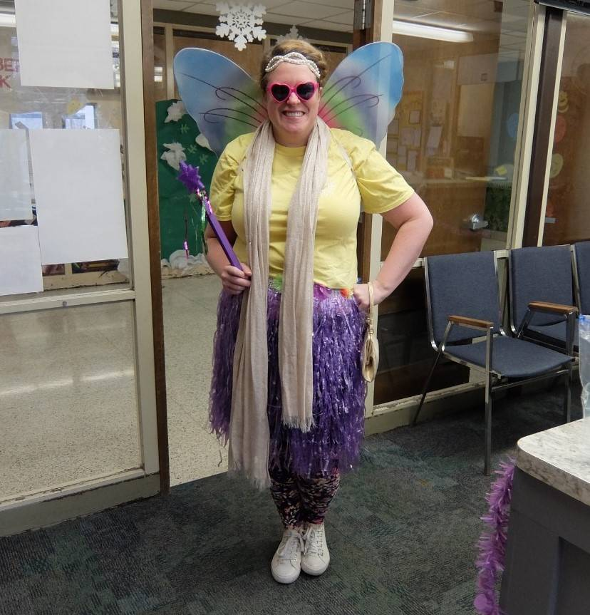Nutty About Books: Dress as favorite literary character 10