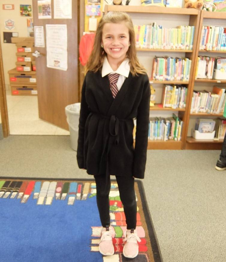 Nutty About Books: Dress as favorite literary character 28
