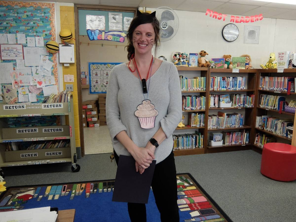 Nutty About Books: Dress as favorite literary character 31