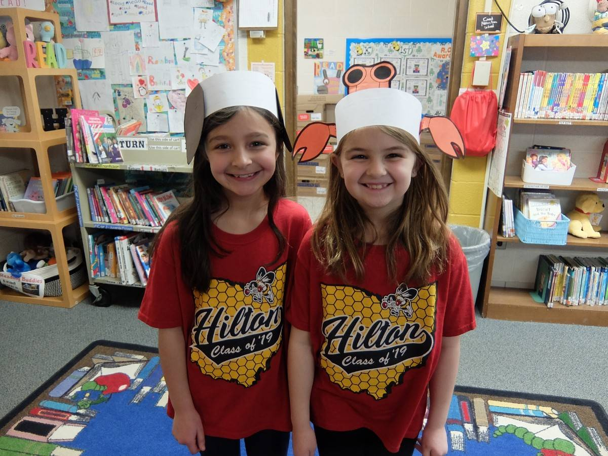 Gooseberry Park character headbands and Hilton Spirit Day 01