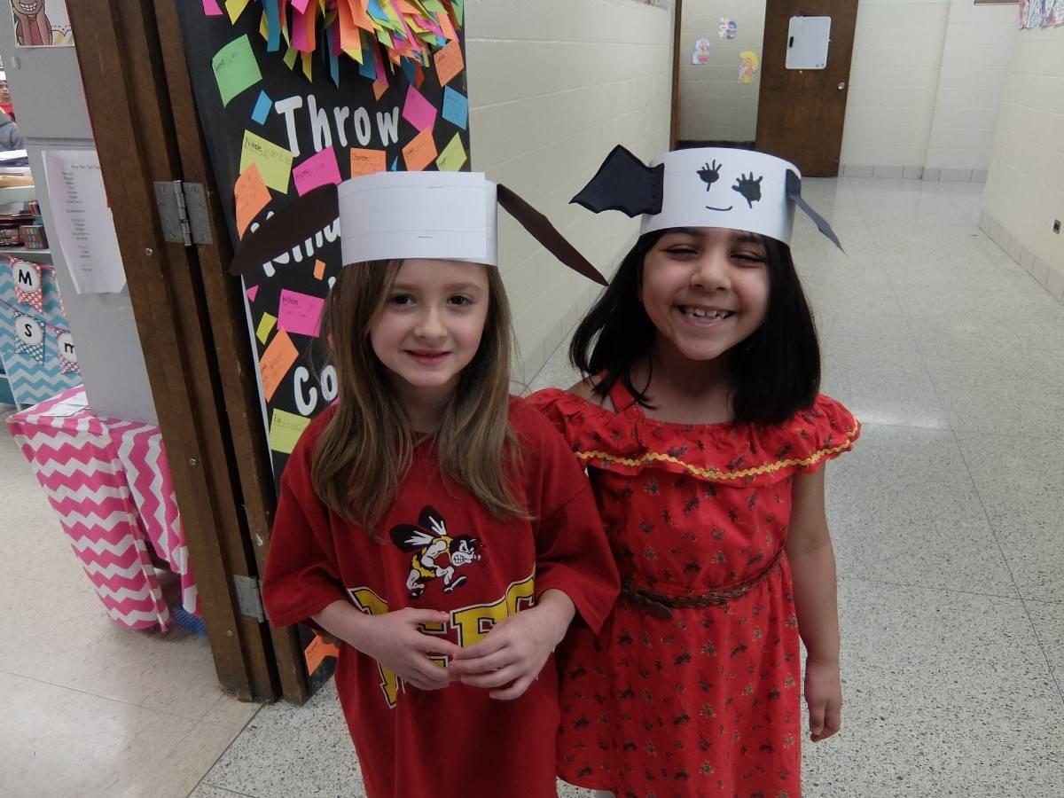 Gooseberry Park character headbands and Hilton Spirit Day 02