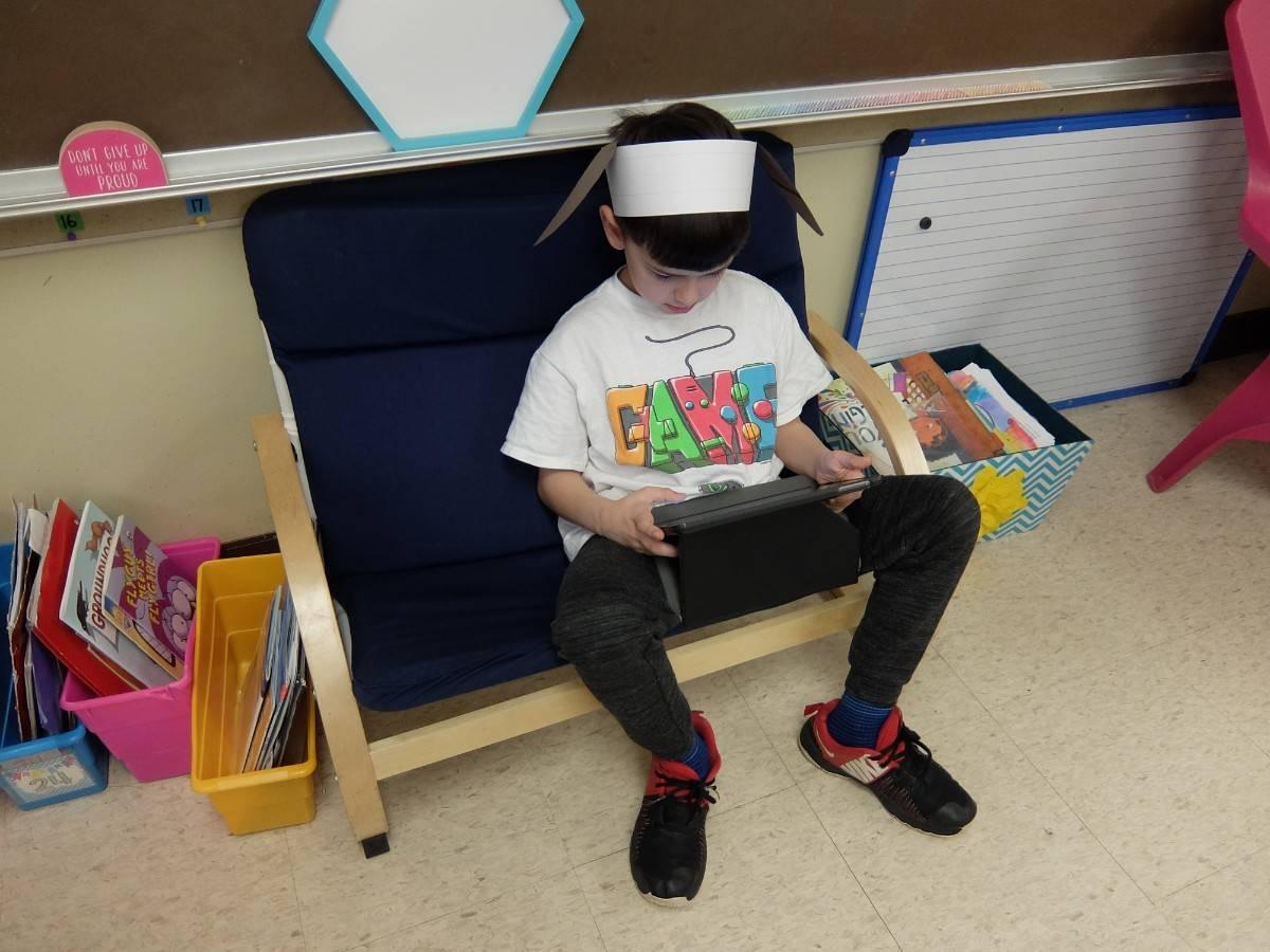 Gooseberry Park character headbands and Hilton Spirit Day 05