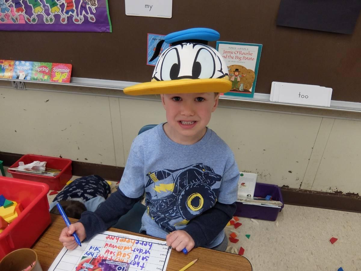 Wacky Professor Day: Wackiest Hair or Hats 20