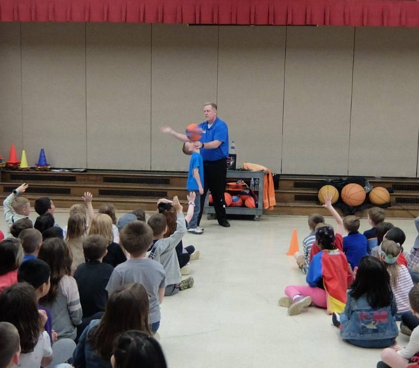 Basketball Jones assembly 11