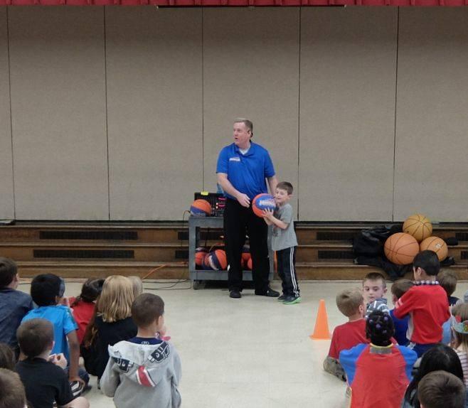 Basketball Jones assembly 18