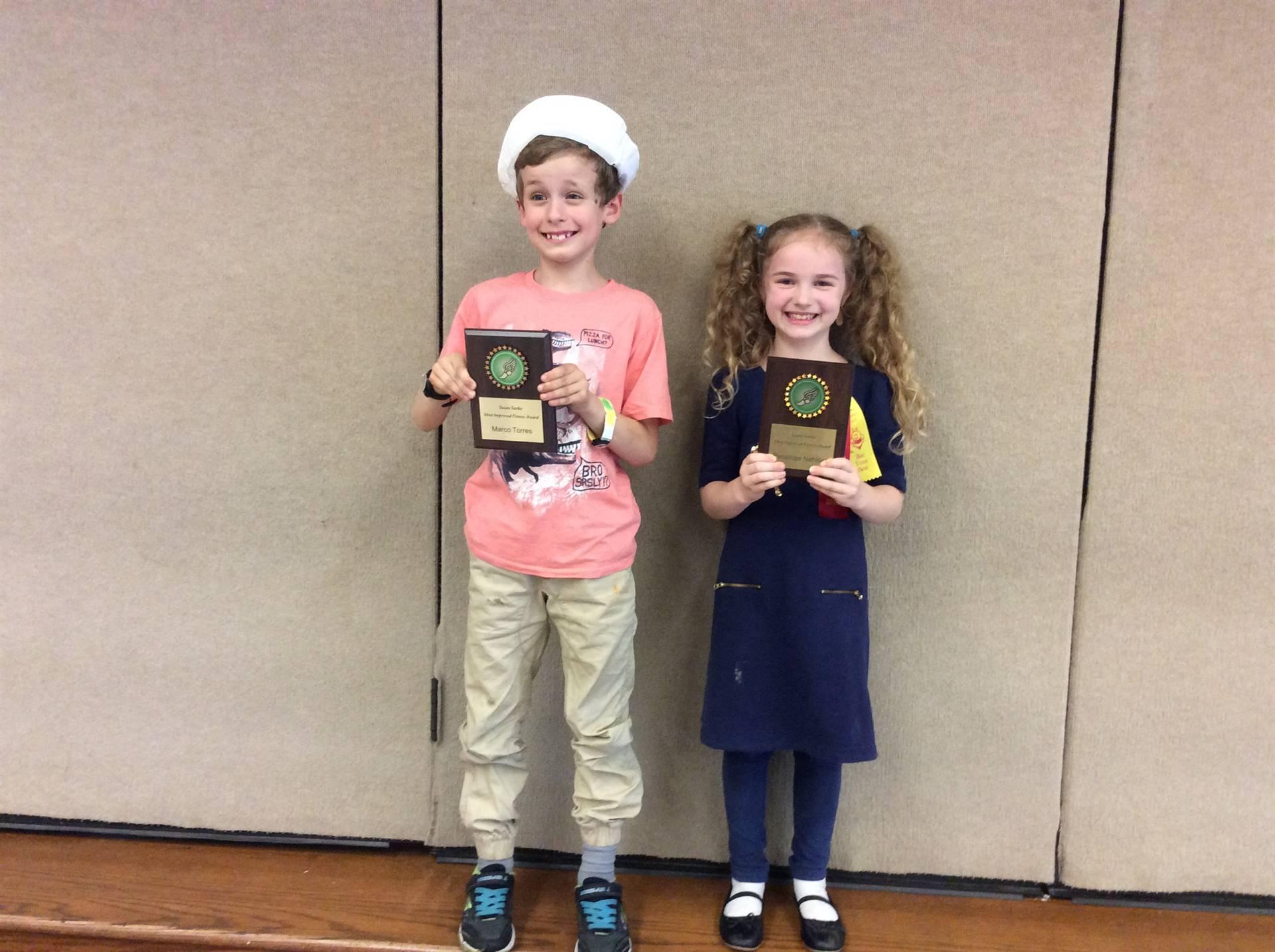 Susan Sarka Award Winners