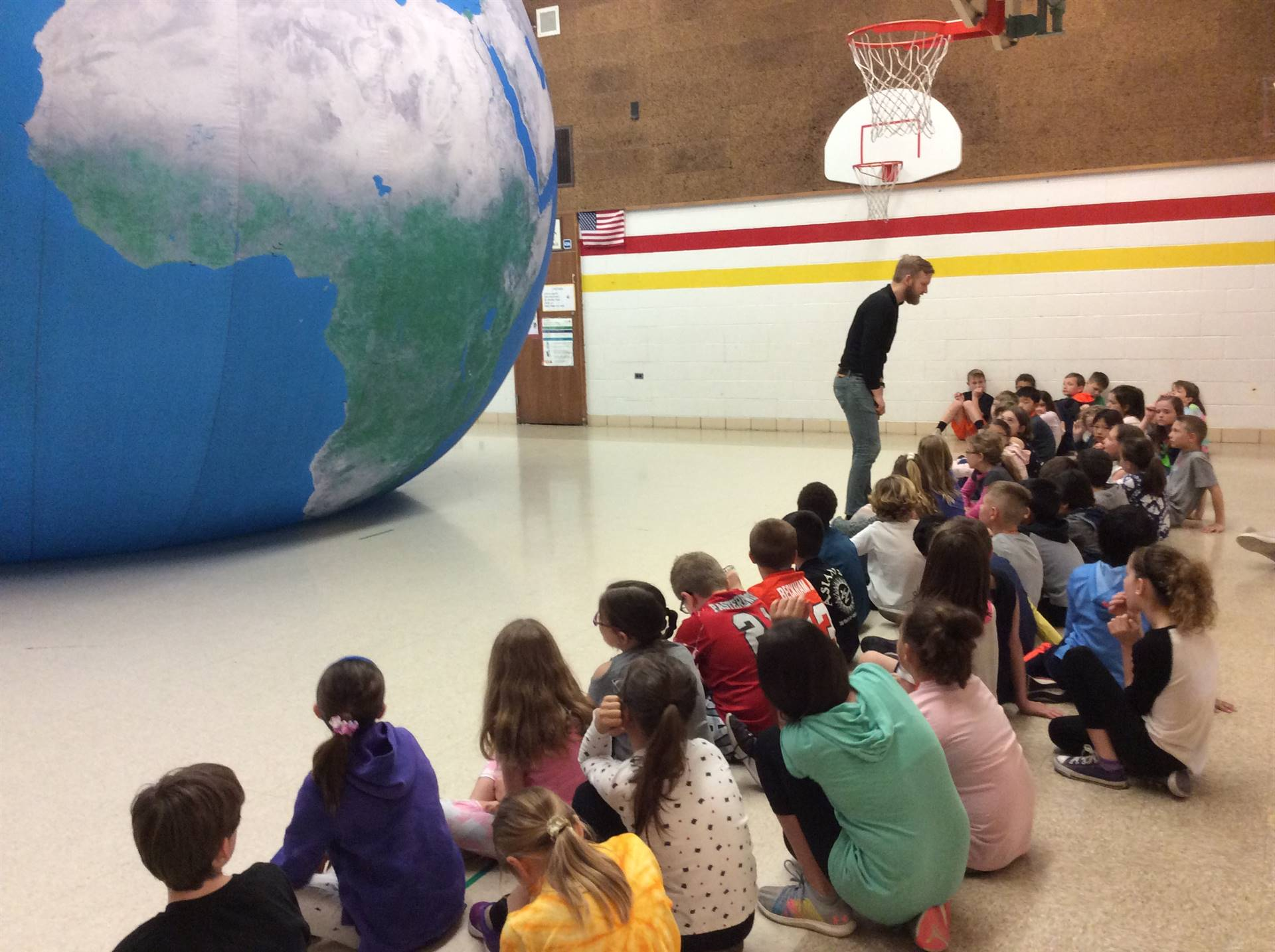 Learning About Our Planet!