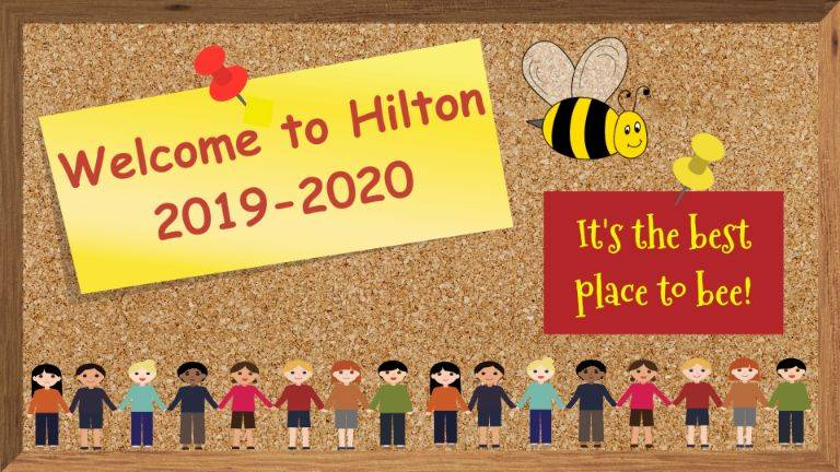 Welcome to Hilton 2019-2020