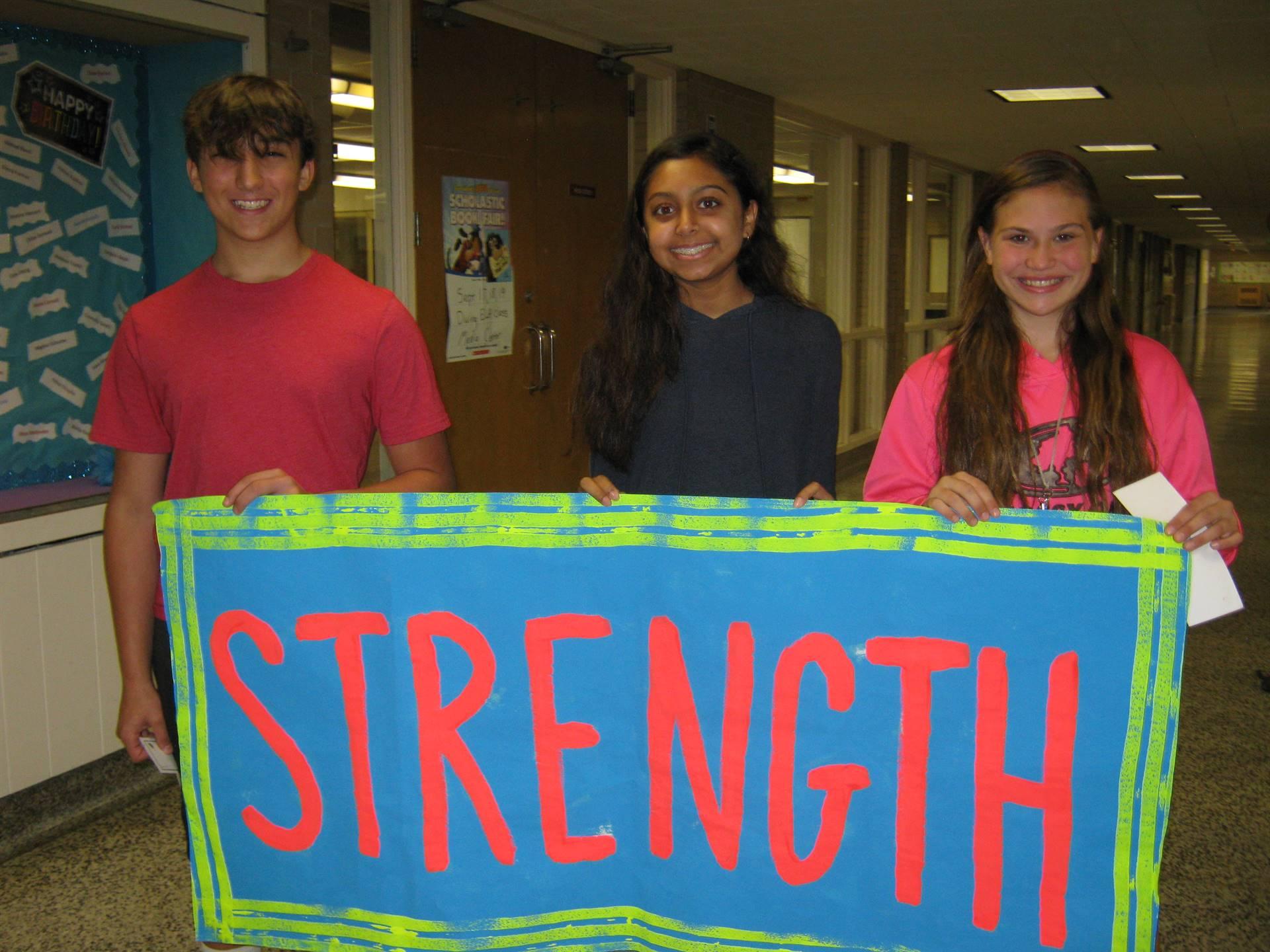 Strength banner 4