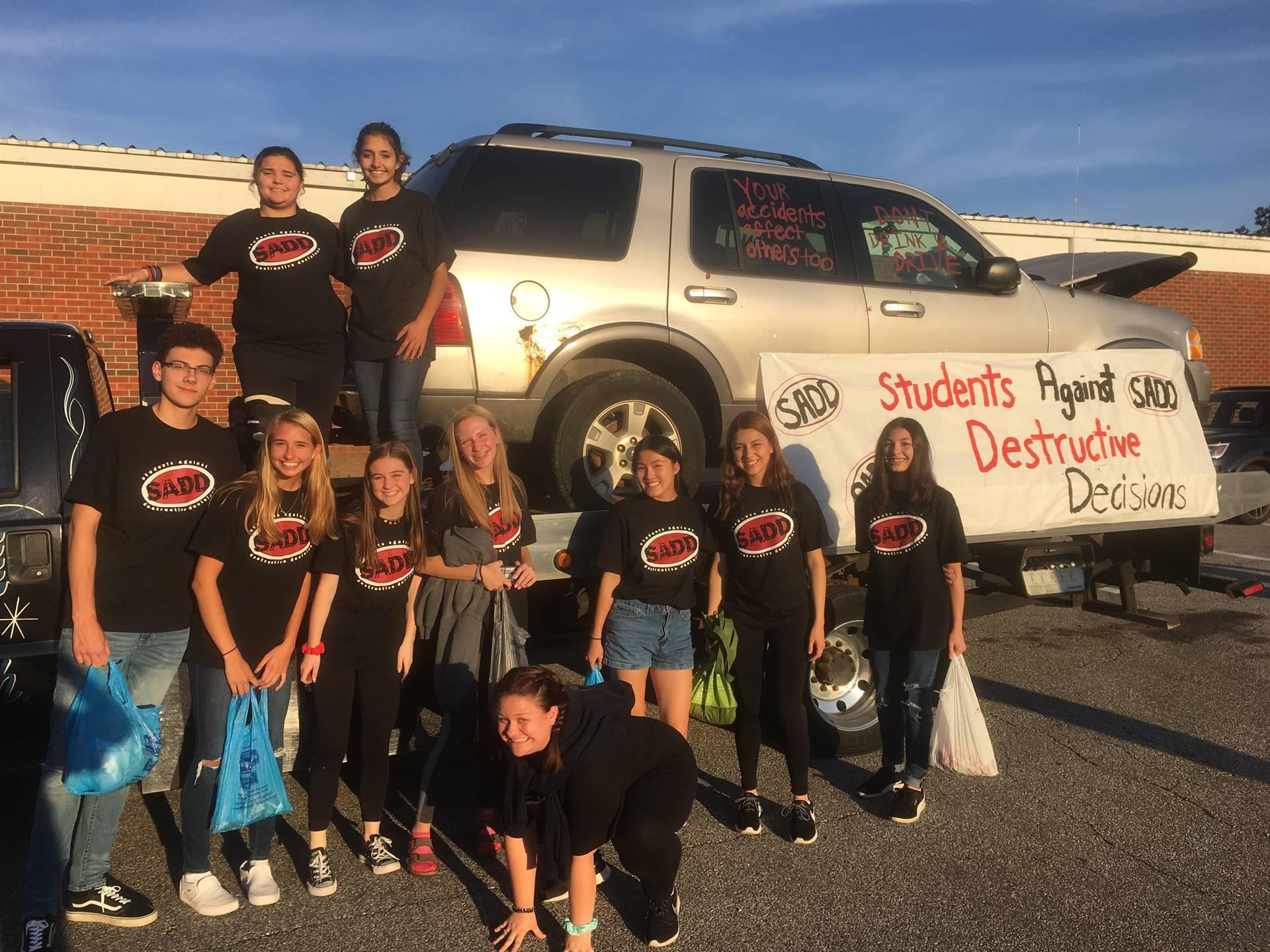 Students Against Destructive Decisions