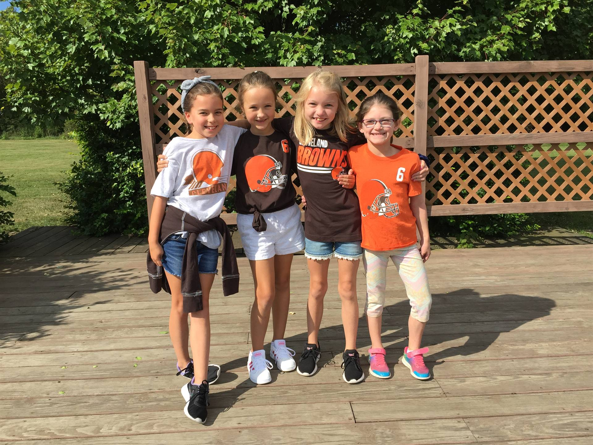 Browns Day!