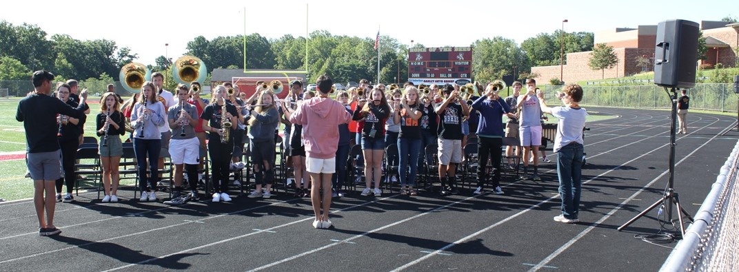 BBHHS Marching Band