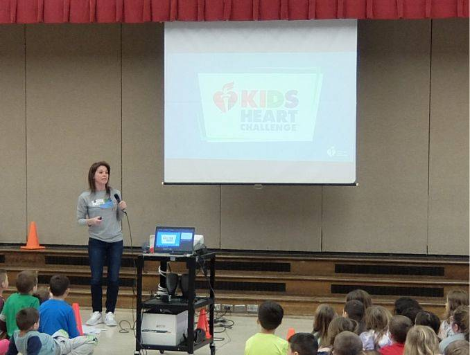 Kids Heart Challenge Assembly 1