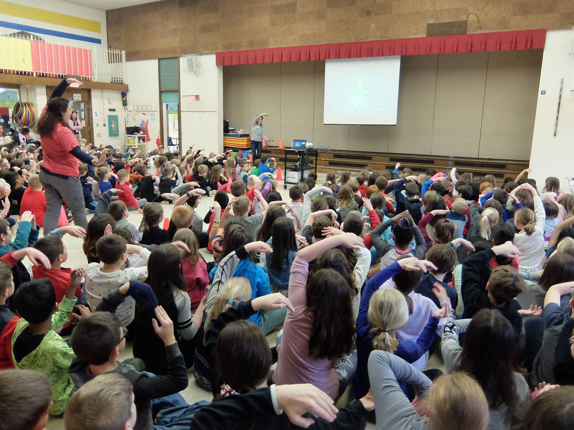 Kids Heart Challenge Assembly 2