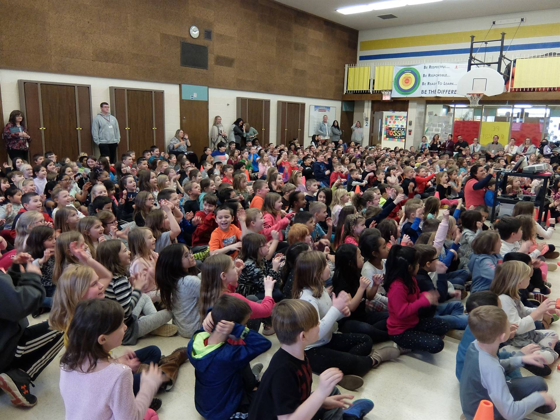 Kids Heart Challenge Assembly 6