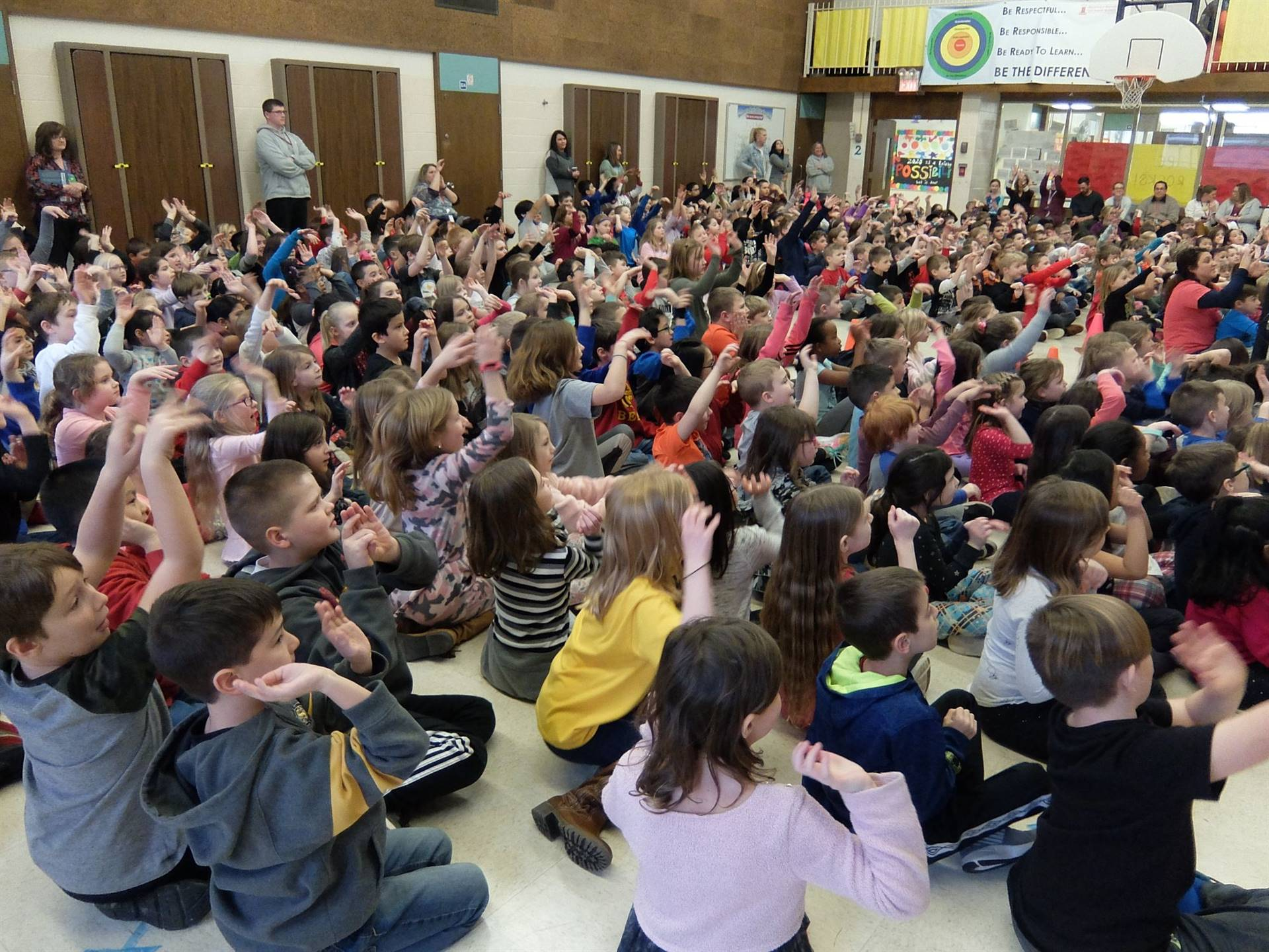 Kids Heart Challenge Assembly 7