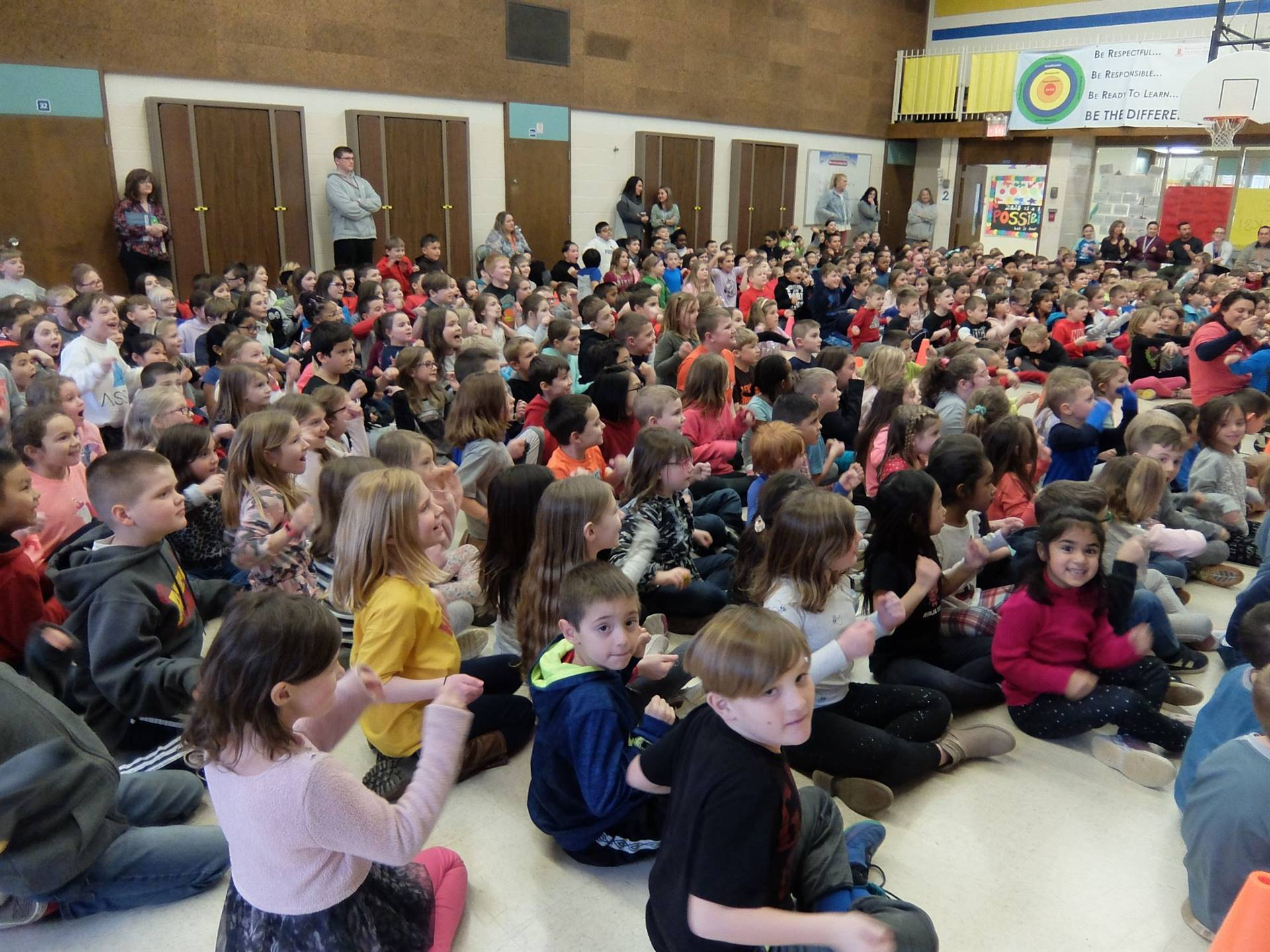 Kids Heart Challenge Assembly 8