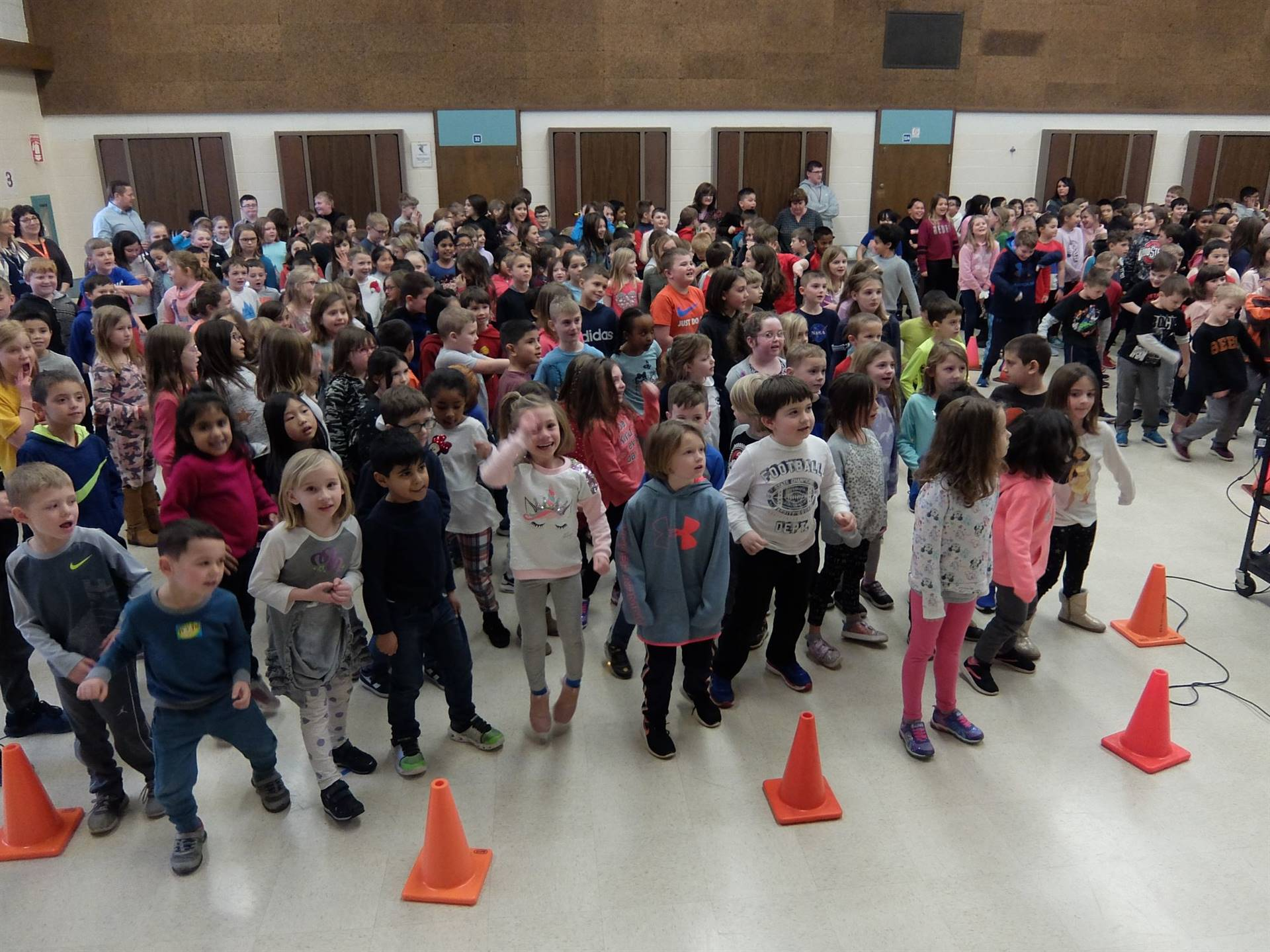 Kids Heart Challenge Assembly 9