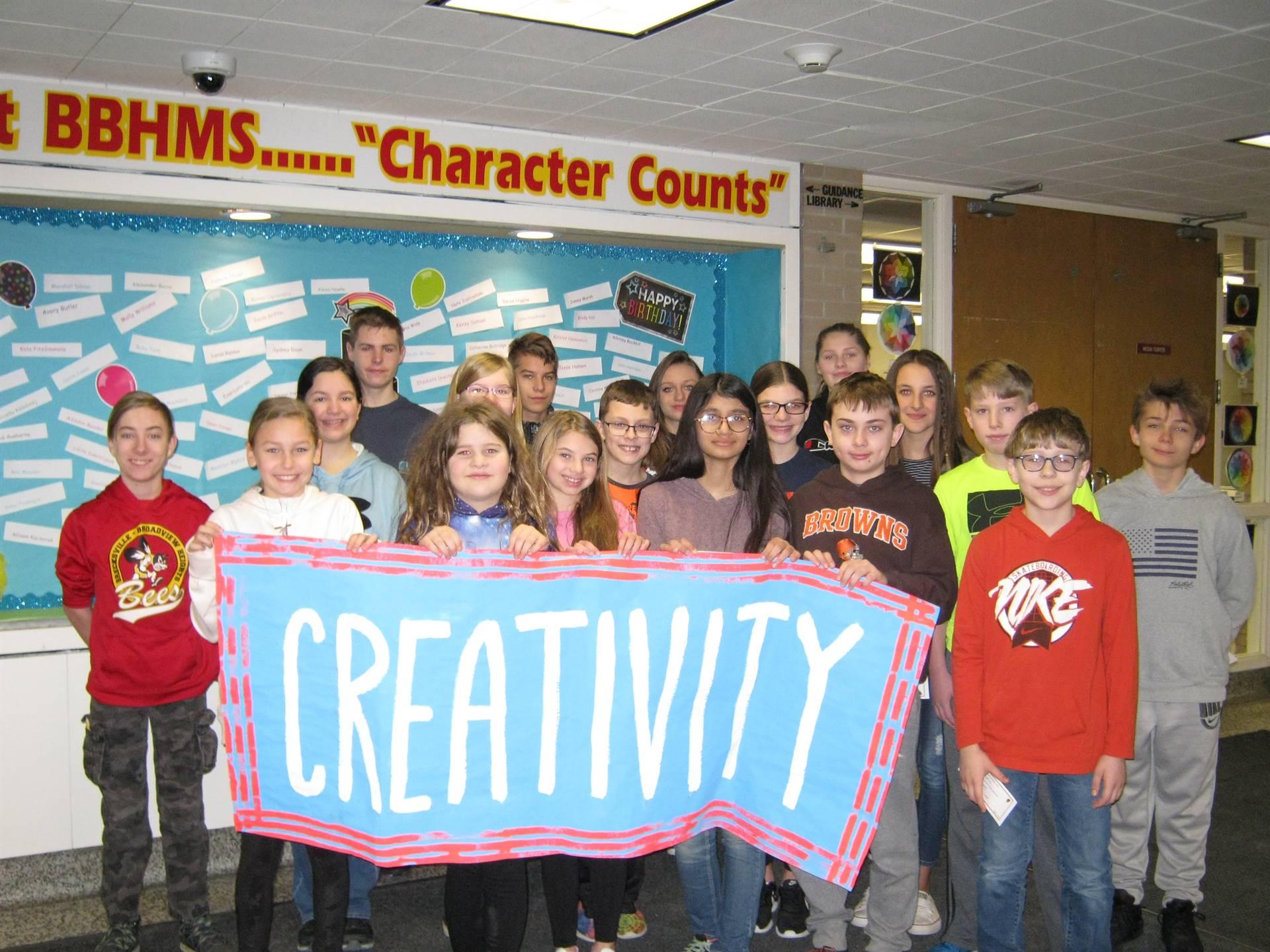 Creativity 5