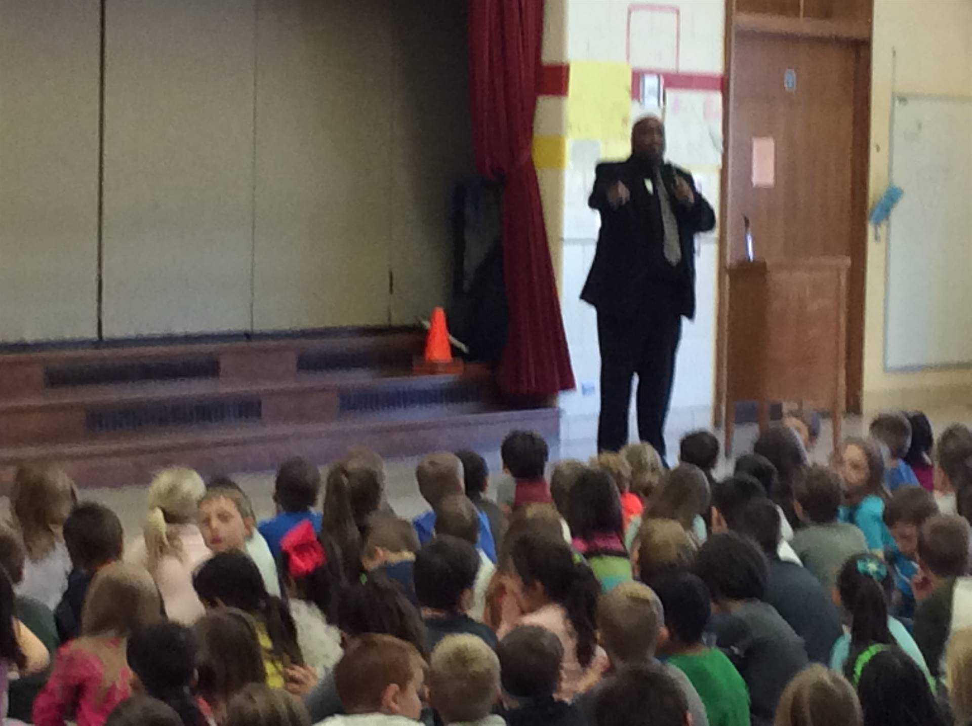 Martin Luther King Jr. Assembly