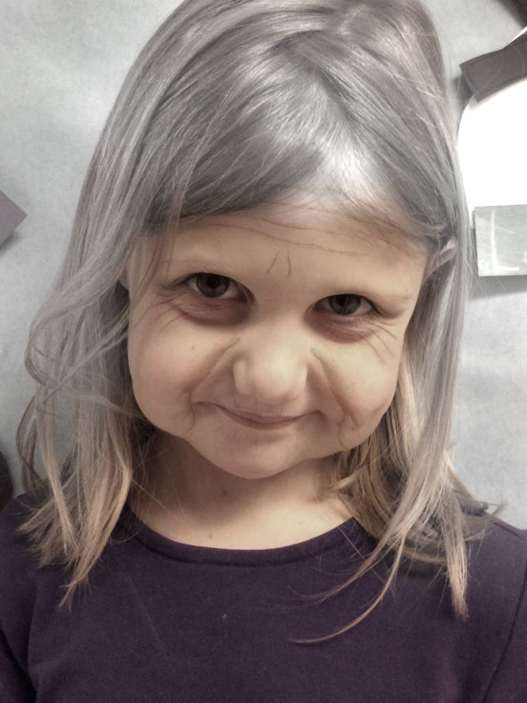 100th Day Aging!