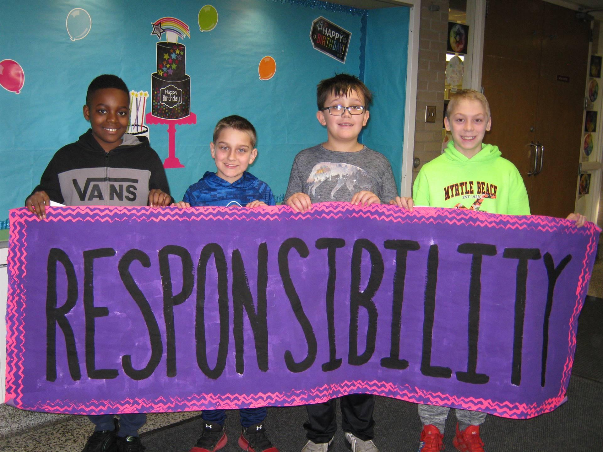 Responsibility 6