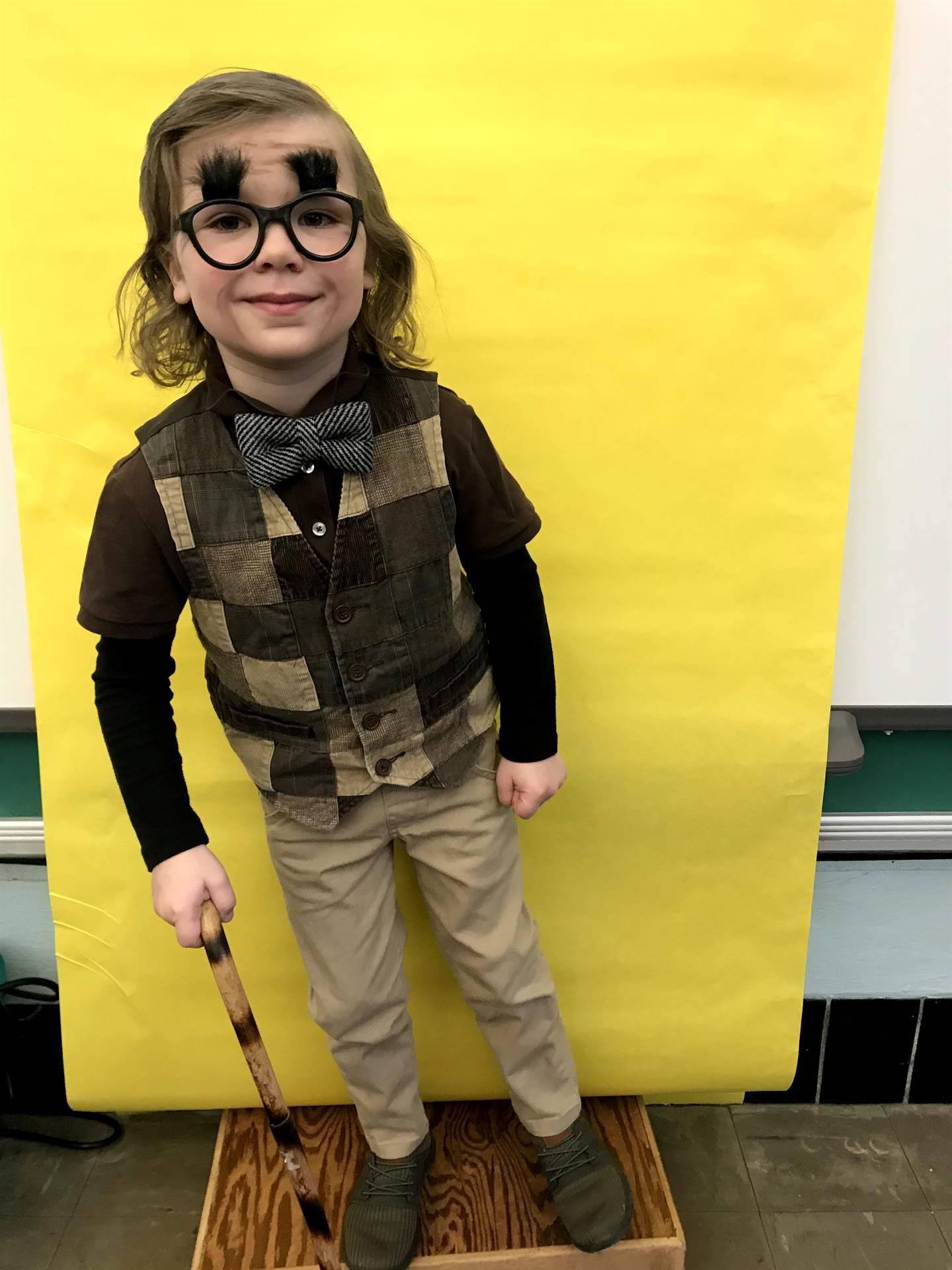 Kinder 100th day