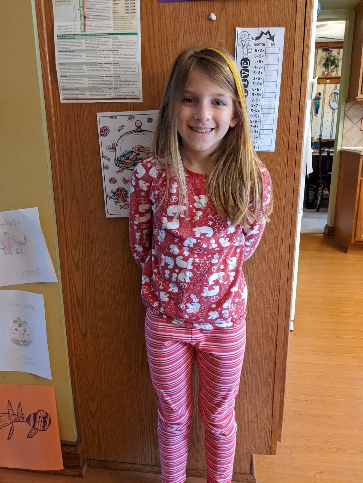 Pajama Day 08